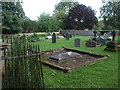 ST6348 : Graveyard of St James by Neil Owen