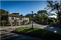 SD9062 : Malham Village Centre by Brian Deegan
