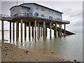 SD2364 : RNLI Barrow Lifeboat Station, Roa Island by David Dixon