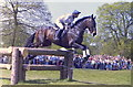 ST8182 : Badminton Horse Trials, Gloucestershire 1989 by Ray Bird