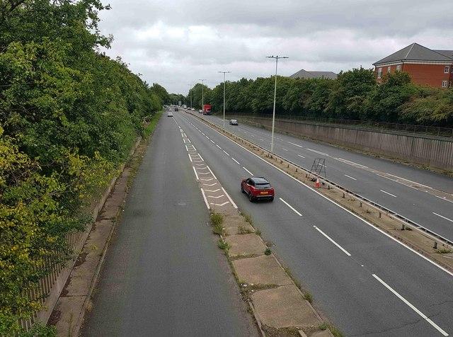 Watford: A41 North Western Avenue