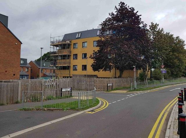 Watford: Humberstone Close