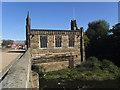 SE3320 : Wakefield Bridge chantry chapel by Stephen Craven
