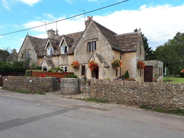 Cottages, Willesley