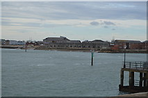 SZ6299 : Portsmouth Harbour Mouth by N Chadwick