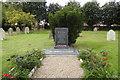 TG2529 : The new Felmingham War Memorial by Adrian S Pye