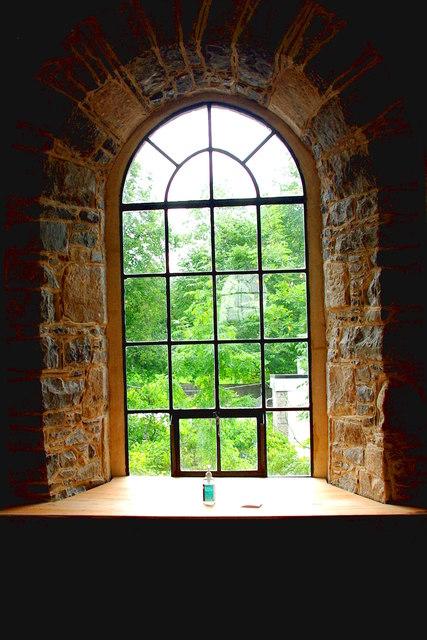 Window in Eighteen Twenty café bar