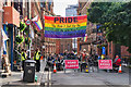 SJ8497 : Bloom Street Pride by David Dixon