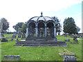 SE3718 : All Saints Crofton: the Wilson Mausoleum by Stephen Craven