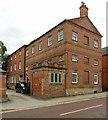 SK7053 : The old Collegiate Grammar School. Church Street, Southwell by Alan Murray-Rust