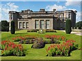 SJ9682 : The Formal Garden at Lyme Hall by Graham Hogg