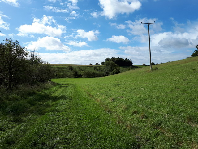 Bridleway to Mount Zion Bottom