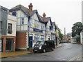 SY6990 : Trinity Street, Dorchester by Malc McDonald