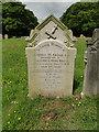 TM5393 : Headstone of Sidney W Eagle by Adrian S Pye