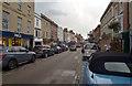 ST5445 : High Street, Wells by habiloid