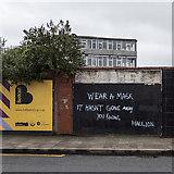 J3574 : Graffiti, Belfast by Rossographer