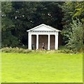 SK6854 : The Garden Temple, Norwood Park by Alan Murray-Rust