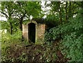 SK6954 : Ice house in Norwood Park – 1 by Alan Murray-Rust
