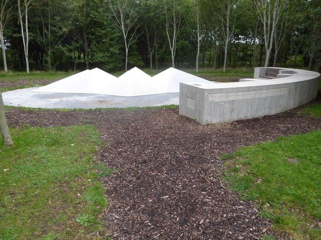 VJ Day at the National Memorial Arboretum (781)