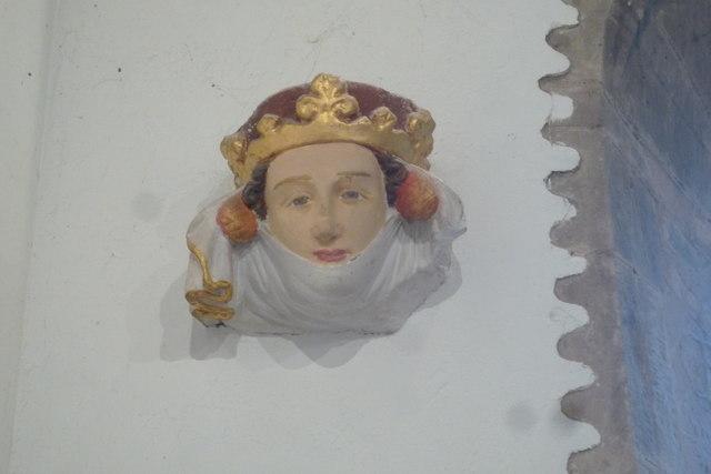 Sculpture of Isabella of France (Orleton)