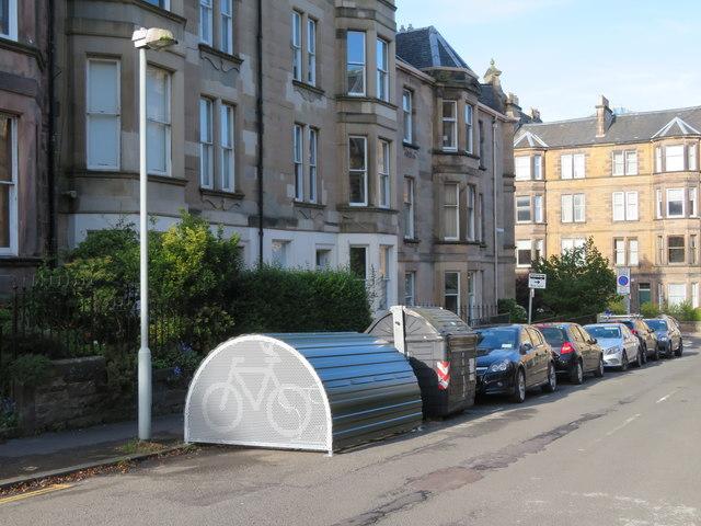Cyclehoop residential cycle storage