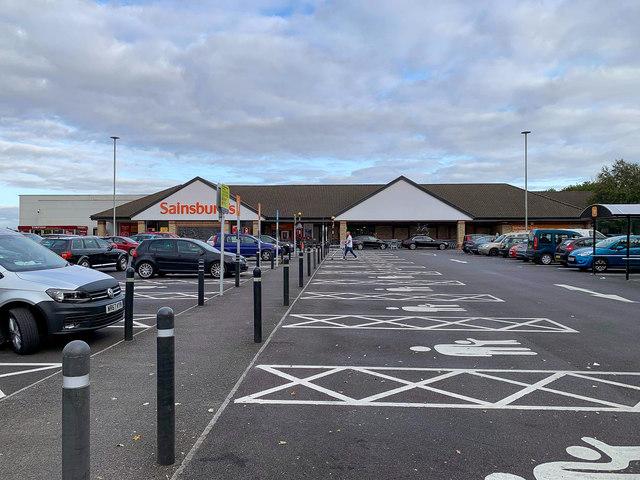 Sainsbury's at Frome