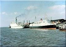SJ3390 : When Liverpool was still a transatlantic passenger terminal by Alan Murray-Rust