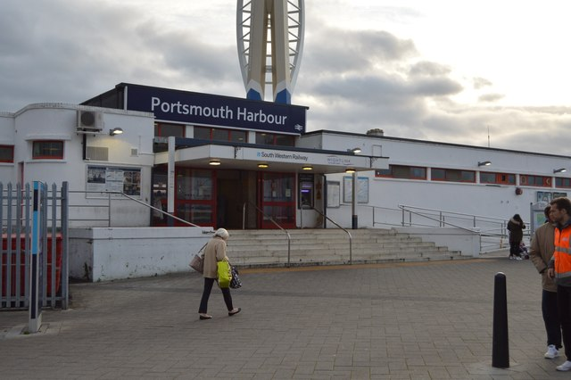 Portsmouth Harbour Station