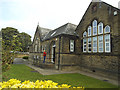 SE2029 : Former school, North View Road, Tong by Stephen Craven