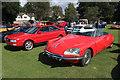 TL2970 : Citroën DS at A Classic Affair by Hugh Venables