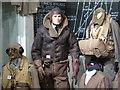 SE6848 : Yorkshire Air Museum - uniform display by Chris Allen