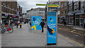 J3374 : Safety messages, Belfast by Rossographer