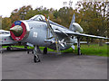 SE6748 : Yorkshire air museum - English Electric Lightning by Chris Allen
