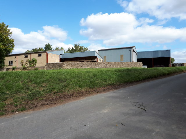 Agricultural buildings, Calcot