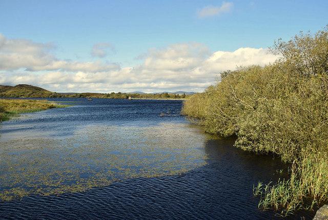 Lough Fingrean, Altdrumman / Loughmacrory