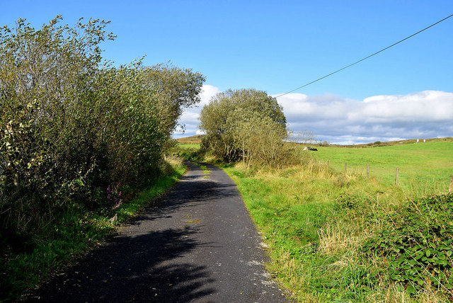 Lough Fingrean Road, Loughmacrory