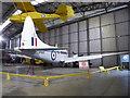 SE6748 : Yorkshire Air Museum - De Havilland Devon by Chris Allen
