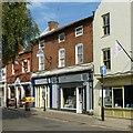 SK7053 : 2 & 4 Queen Street, Southwell by Alan Murray-Rust