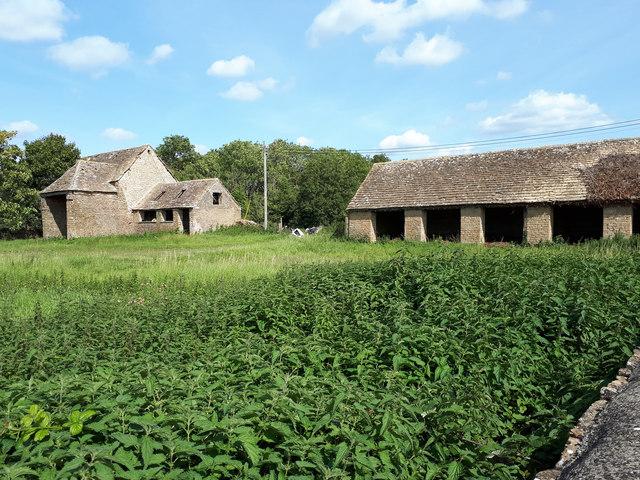 Ruckley Barn