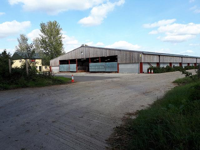 Farm buildings, Church Farm