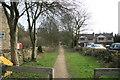 SK0181 : Cromford & High Peak Railway incline at Whaley Bridge by Chris Allen
