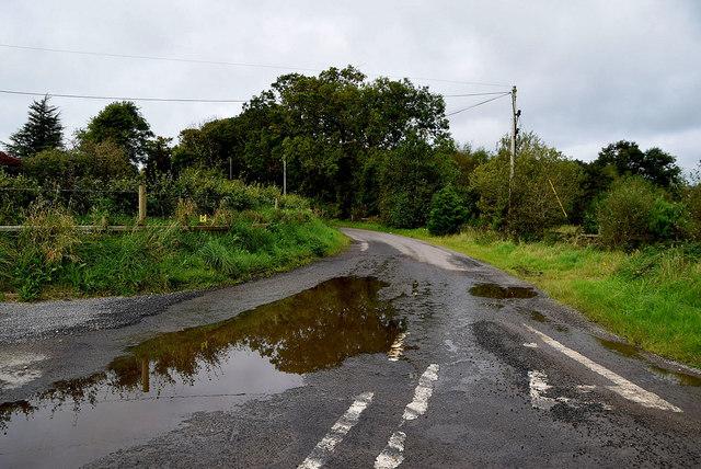 Gap Road, Mullaslin
