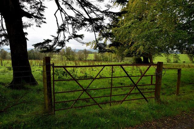 Rusty gate, Mullaslin