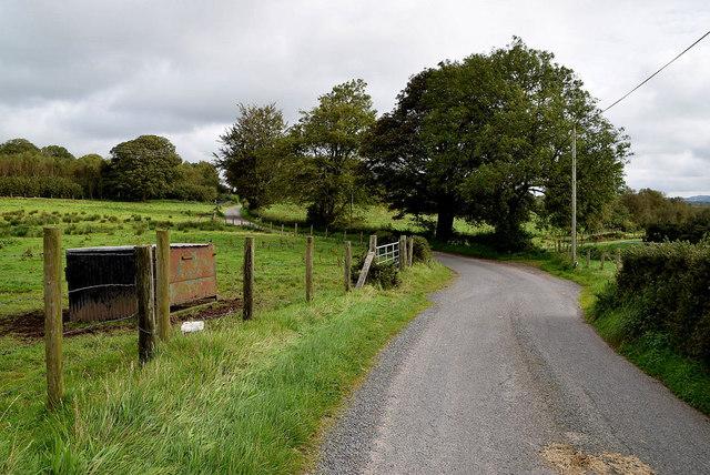Shinnagh Road, Mullaslin