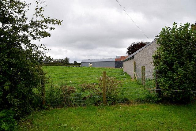 Farm buildings, Bracky