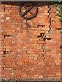 ST4171 : Brickwork on Tickenham Road by Neil Owen