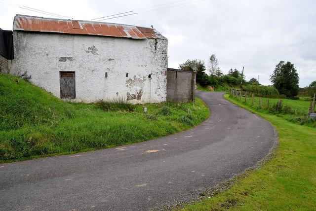 Barn, Mullaghslin Glebe