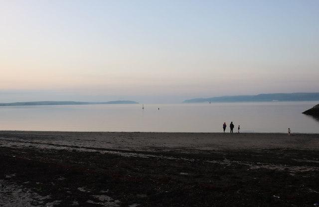 Shore at Stranraer