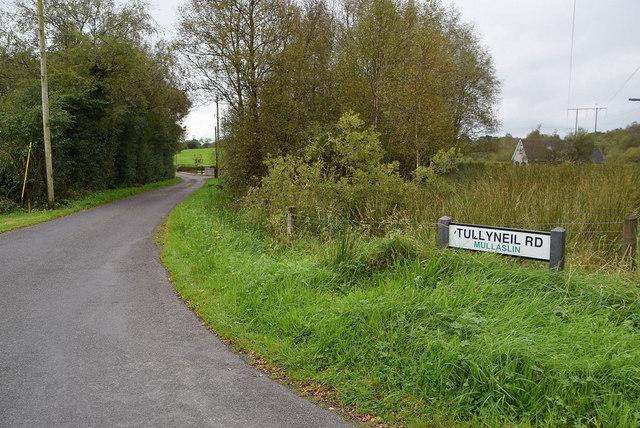 Tullyneil Road, Mullaslin (Mullaghslin Glebe)