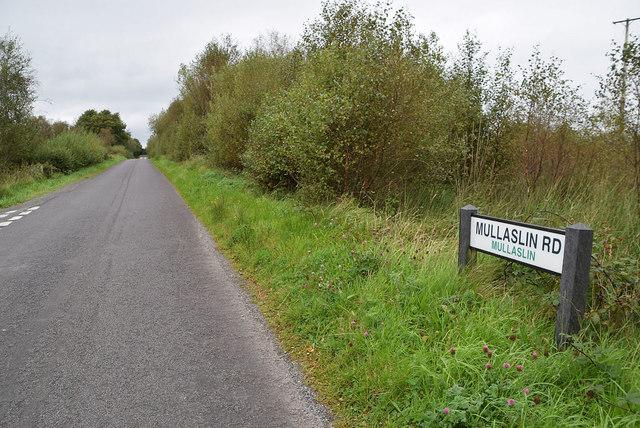 Mullaslin Road, Mullaslin (Mullaghslin Glebe)